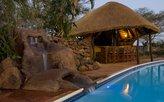 Zululand Safari Lodge Poolbar