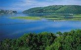 Die Lagune von Knysna